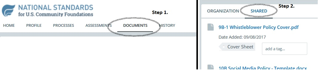 Accessing Sample Documents